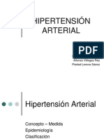 HIPERTENSION ARTERIAL PPT