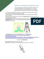 Chakra Meditation With Mudra and Mantra
