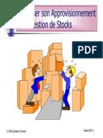 Optimiser Son Approvisionnement Et Sa Gestion de Stock