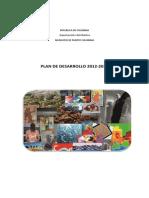 2012 Plan de Desarrollo Unidos Por El Cambio y La Prosperidad
