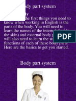 9 Body Part System