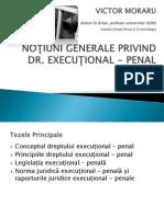 Dr execucional penal
