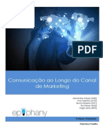 Canais de Distribuição - Comunicação ao Longo do Canal de Marketing