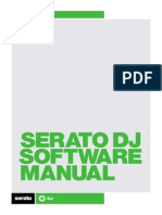 Serato DJ Software Manual