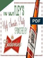 RJ Bentley's Holiday Banner