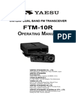FTM-10R Operating Manual Eng