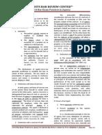 Notes on Agency by Prof. Ali Jumrani