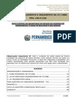 Aula 00 Finanças Públicas e Direito Financeiro