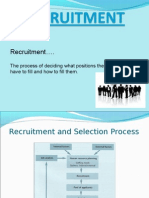 Recrutment n Selection
