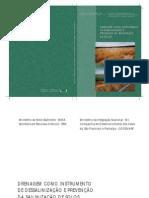 Drenagem Como Instrumento de Dessalinização e Prevenção Da Salinização de Solos