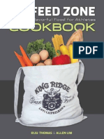 Feed Zone Cookbook Allen Lims Rice Cakes PDF