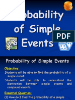 01_Probability of Simple Events