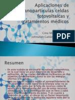 Aplicaciones de Nanopartículas Celdas Fotovoltaicas y Tratamientos Médicos (1)