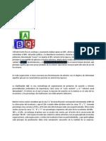 (404059816) Clasificacion ABC