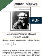 Persamaan Maxwell (New)