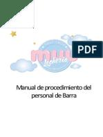 Manual Del Personal de Barra (1)