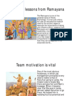 Corporate_Lessons From Ramayana