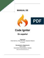 CodeIgniter Spanish UserGuide