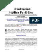 Clopidrogel y Aspirina en ACV