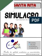 SIMULACRO - TIPO - UNT  - TRUJILLO - PERÚ - 06 - 12