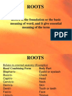 4 Roots