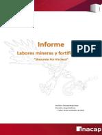 Informe Shotcrete Final