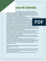 ConferenciaConcesiones4G CartagenaFeb2014
