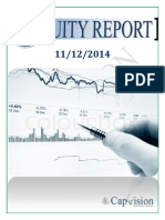 Daily Equity Report 11-12-14