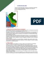 Ecoregiones Del Perú