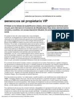 Página 12- Beneficios de propietario VIP