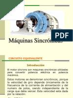 Maquina Sincrona