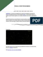 Reacciones Químicas a Nivel Microscópico