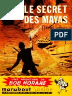 [Bob Morane-012]Le Secret Des Mayas(1956).French.ebook.alexandriZ