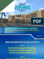 Malaysian Nuclear Agency Latest Eg at 039605