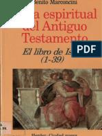 Marconcini, B., El Libro de Isaías. Guía Espiritual Del Antiguo Testamento _ Herder & Ciudad Nueva, 1995.
