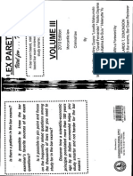Lex Pareto Notes Volume III Mercantile Law Criminal Law
