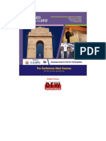 Geoindia 2015 Short Course