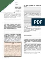 Evaluacion Bimestral de Civica 2º 3º