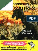 [Bob Morane-020]Les Chasseurs de Dinosaures(1957).French.ebook.alexandriZ