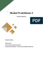 Modul 2 - Network Address