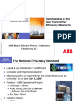 Abb Doe Transformer Efficiency Standards Rep c
