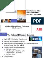 Abb Doe Transformer Efficiency Standards Rep c