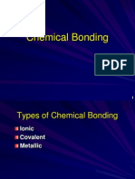 Chemical Bonding 1