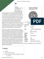 Abraham in Islam - Wikipedia, The Free Encyclopedia