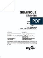Introduction Piper Seminole