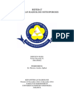 Gambaran Radiologi Osteoporosis dr. Pherena Amalia, Sp. Rad