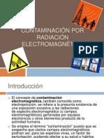 Contaminación Por Radiación Electromagnética