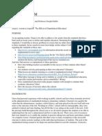 research proposal- amy davies nash