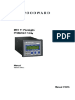 MFR11 Manual