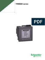 PM5500 User Manual